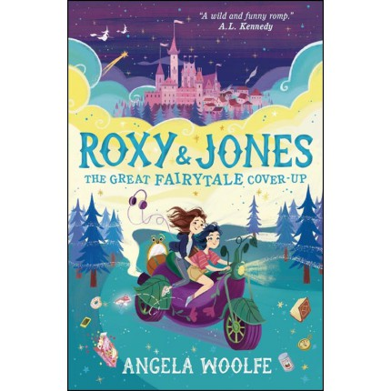 Roxy & Jones - The Great Fairytale Cover-Up