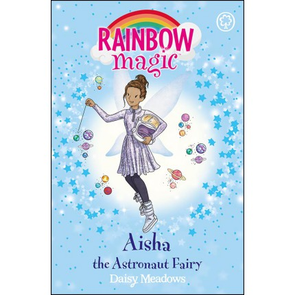 Rainbow Magic - Aisha the Astronaut Fairy
