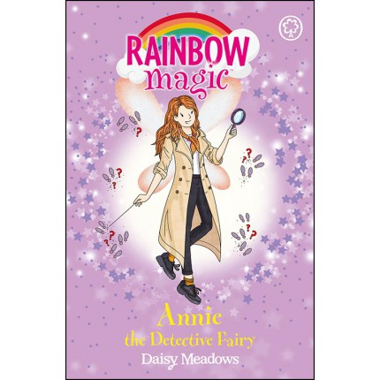 Rainbow Magic - Annie the Detective Fairy