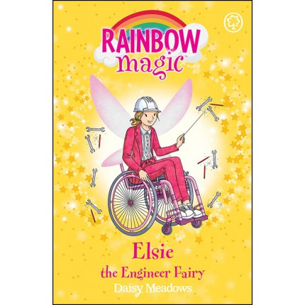 Rainbow Magic - Elsie the Engineer Fairy