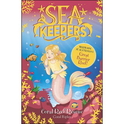 Sea Keepers - Coral Reef Rescue