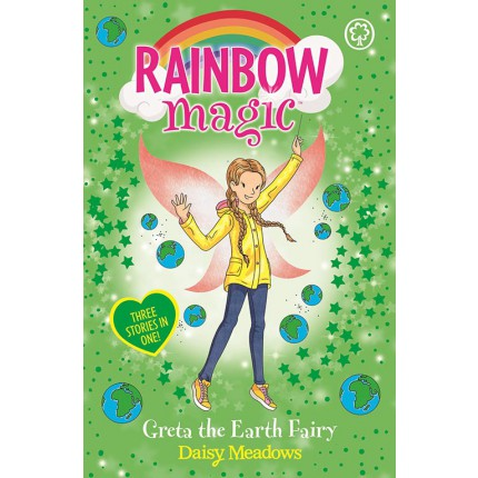 Rainbow Magic - Greta the Earth Fairy