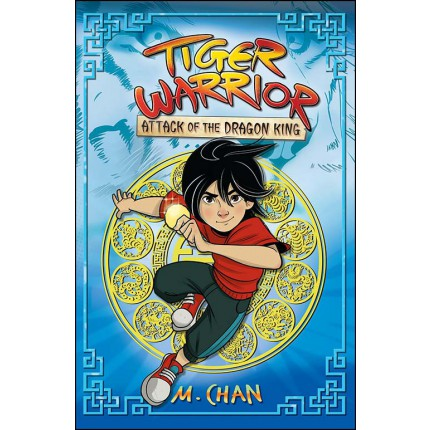 Tiger Warrior - Attack of the Dragon King
