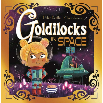 Futuristic Fairy Tales - Goldilocks in Space
