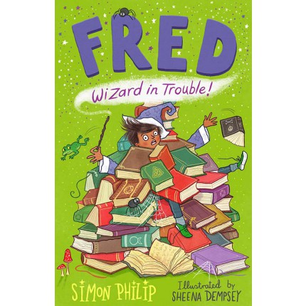 Fred - Wizard in Trouble