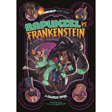 Far Out Fairy Tales - Rapunzel vs. Frankenstein