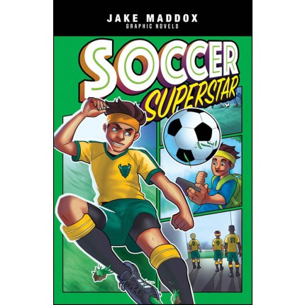 Jake Maddox - Soccer Superstar