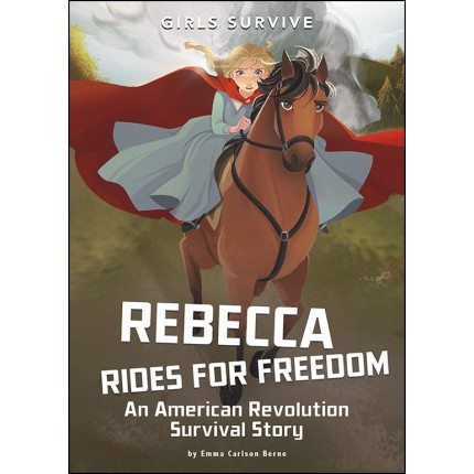 Girls Survive - Rebecca Rides for Freedom