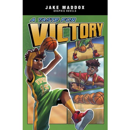 Jake Maddox - A Taste For Victory