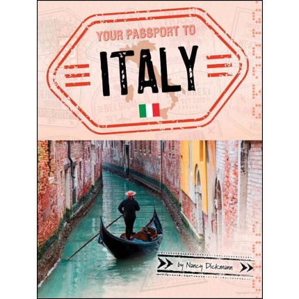 Your Passport to Italy