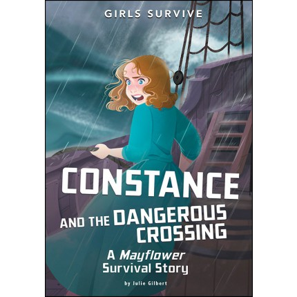 Girls Survive - Constance and the Dangerous Crossing