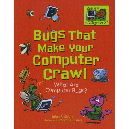 Coding Is Categorical - Bugs That Make Your Computer Crawl