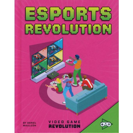 Video Game Revolution - Esports Revolution