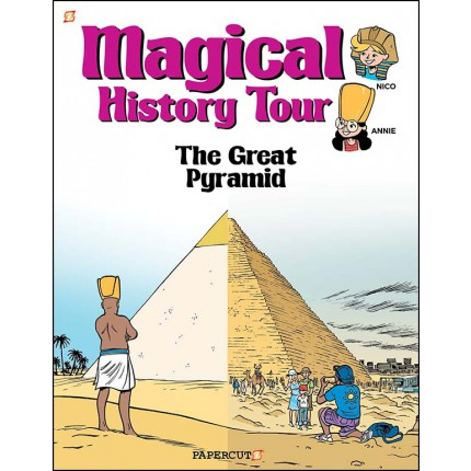 Magical History Tour - The Great Pyramid