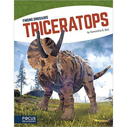 Finding Dinosaurs - Triceratops