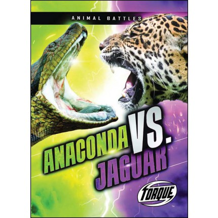 Animal Battles - Anaconda VS Jaguar