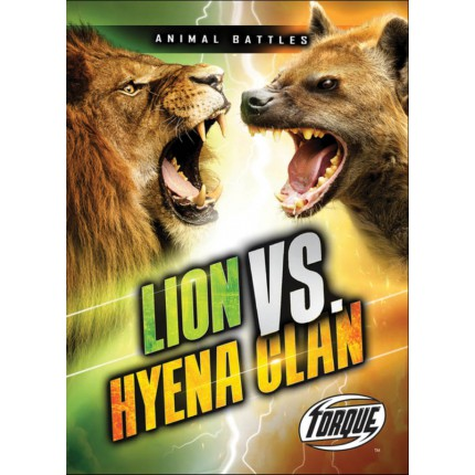 Animal Battles - Lion VS Hyena Clan