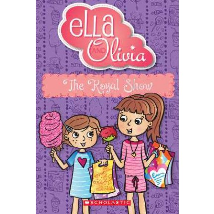 Ella and Olivia - The Royal Show