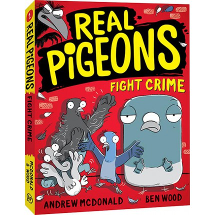 Real Pigeons Fight Crime