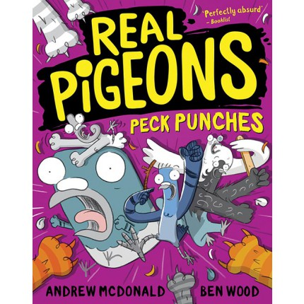 Real Pigeons Peck Punches