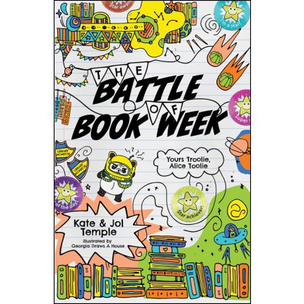 The Battle of Book Week - Yours Troolie, Alice Toolie 3