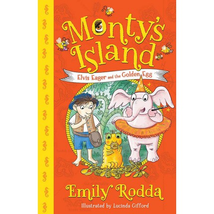 Monty's Island - Elvis Eager and the Golden Egg