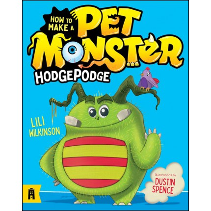 Hodgepodge - How to Make a Pet Monster 1