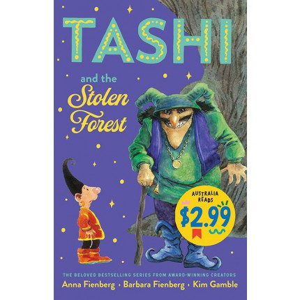 Tashi and the Stolen Forest