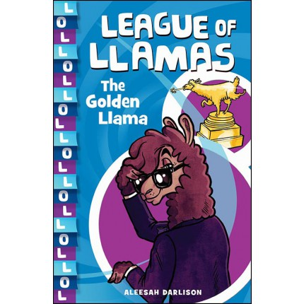 League of Llamas - The Golden Llama