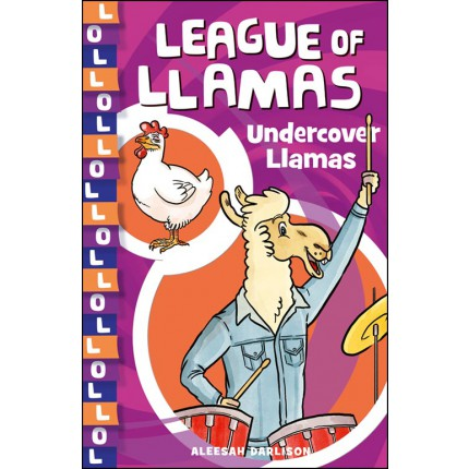 League of Llamas - Undercover Llamas