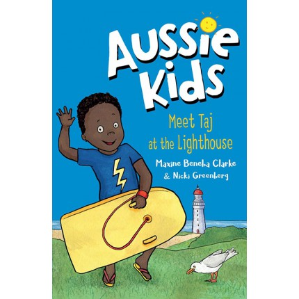 Aussie Kids - Meet Taj at the Lighthouse