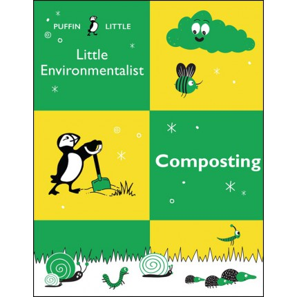 Puffin Little Environmentalist - Composting
