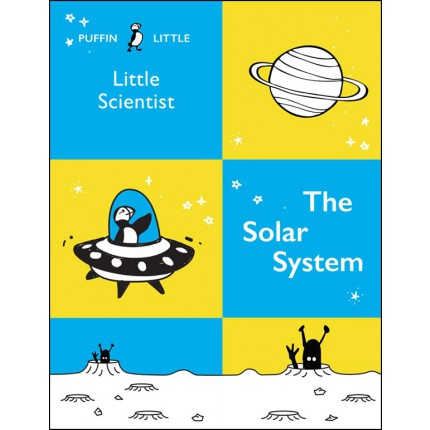 Puffin Little Scientist - The Solar System