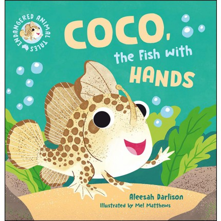 Coco, the Fish with Hands