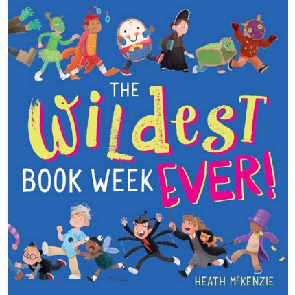 The Wildest Book Week Ever!