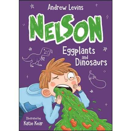 Nelson - Eggplants and Dinosaurs