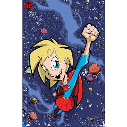 Supergirl Cosmic Adventures in the 8th Grade