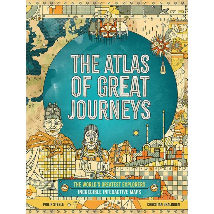 The Atlas of Great Journeys