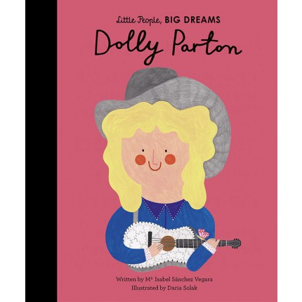 Little People, Big Dreams - Dolly Parton