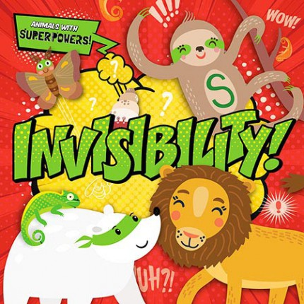 Animals With Superpowers! - Invisibility!