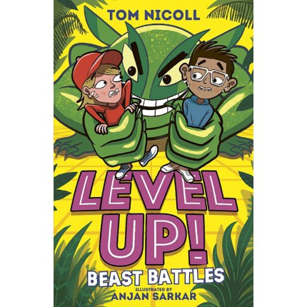 Level Up - Beast Battles