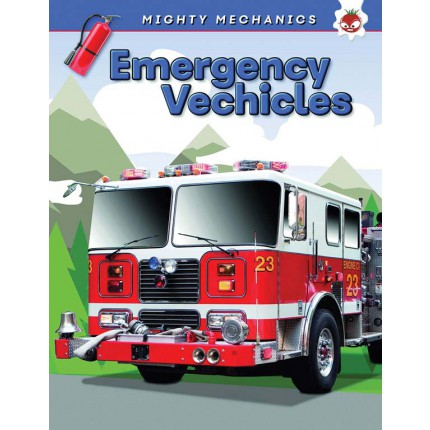 Mighty Mechanics - Emergency Vehicles