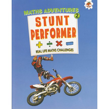 Maths Adventures 2 - Stunt Performer