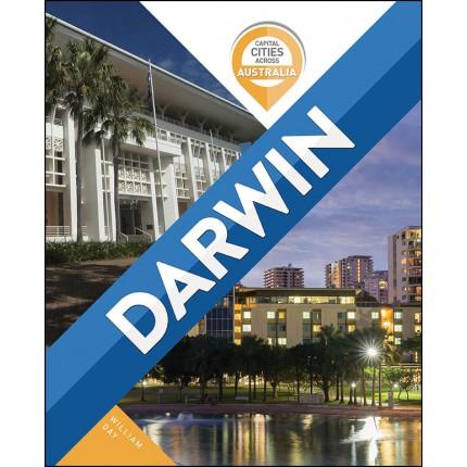Capital Cities Across Australia - Darwin