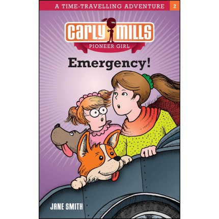 Carly Mills Pioneer Girl - Emergency!