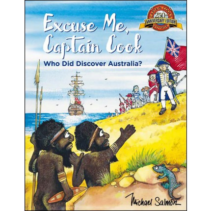 Excuse Me, Captain Cook