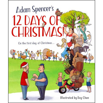 Adam Spencer's 12 Days of Christmas!