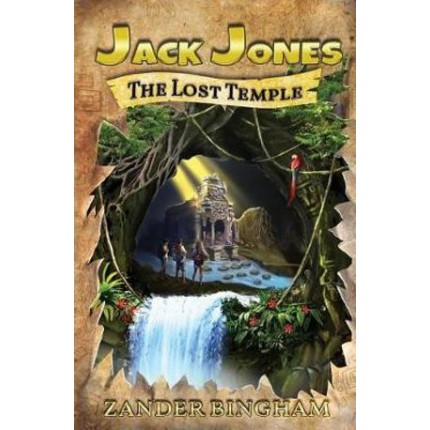 Jack Jones-The Lost Temple