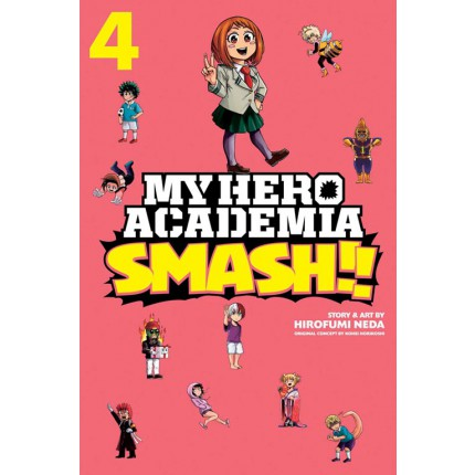 My Hero Academia - Smash!!