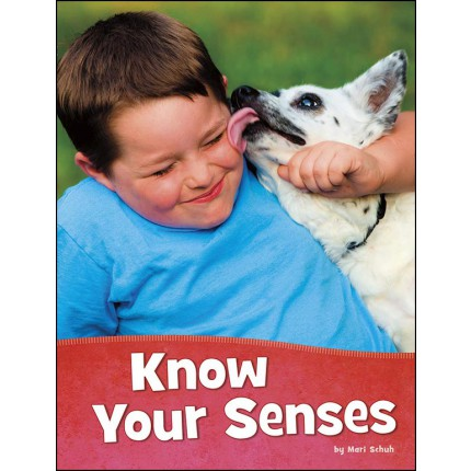 Health and My Body - Know Your Senses